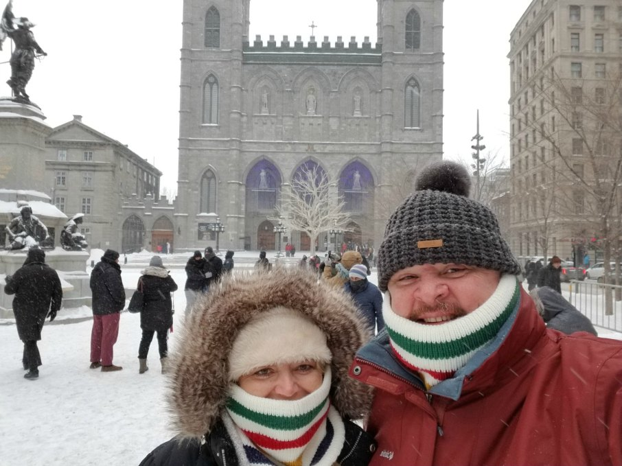 My 10 tips for dealing with the cold when visiting Montreal in winter #Montreal #Canada #traveltips