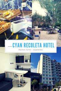 Cyan Recoleta Hotel is located in the heart of classy Recoleta, within walking distance of some of Buenos Aires' biggest attractions and amidst vibrant nightlife. #cyanrecoleta #buenosaires #buenosaireshotel