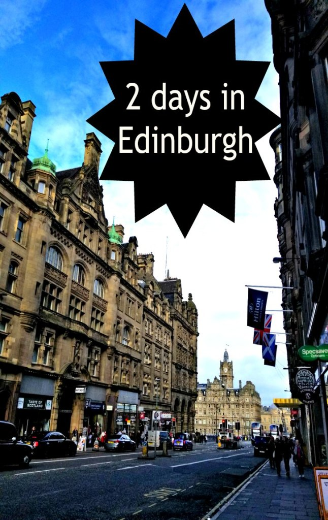 Edinburgh is a wonderful city and two days is not nearly enough to get to know it. However, this is what we did in that time. #Edinburgh #Scotland #UK