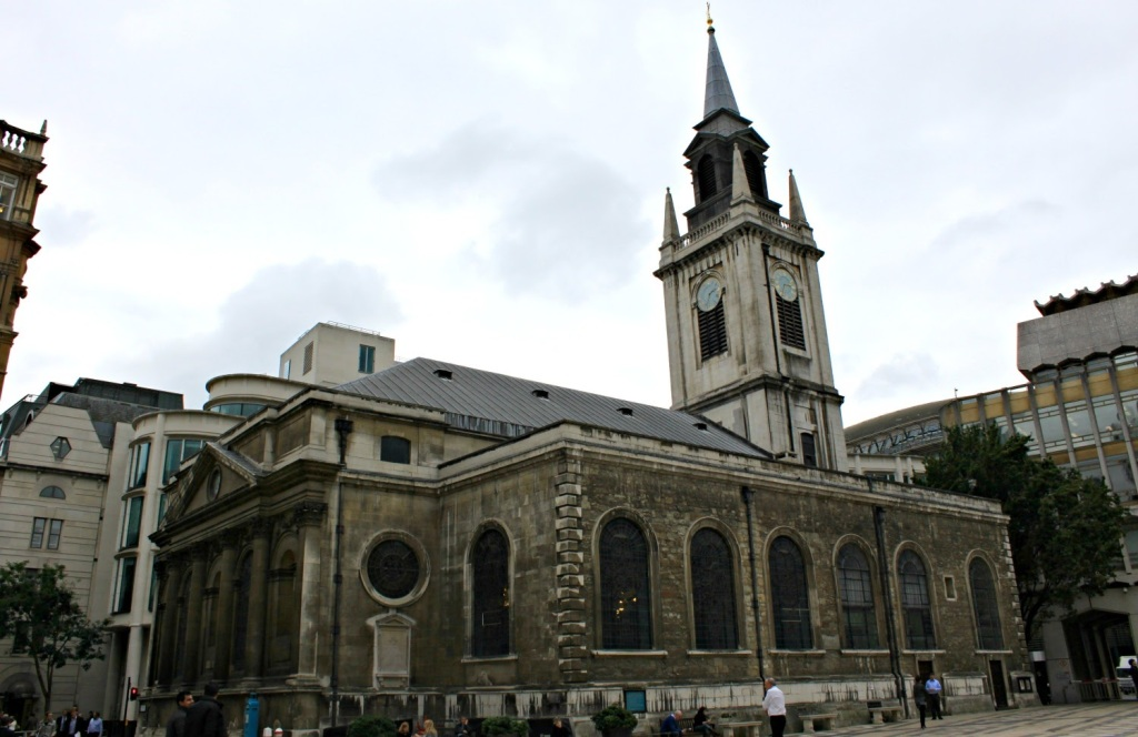 5 fascinating historic London churches you can't miss ***Las 5 iglesias de Londres que no te podés perder