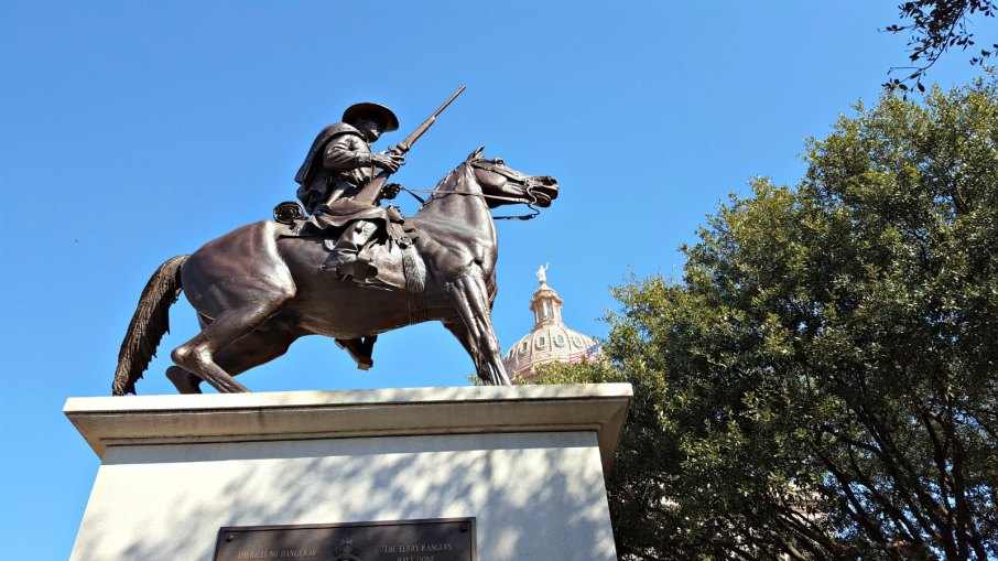 Texas State Capitol Terry's Texas Rangers