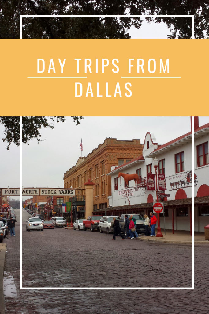 Escape the hustle and bustle of the city and go on these easy day trips from Dallas, Texas. #daytrip #Dallas #Texas #travel