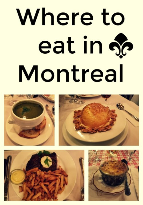 Montreal has some of the best food in North America. These are the places we loved. #montreal #canada #food #travel