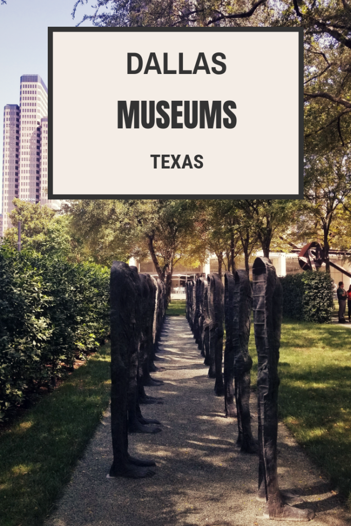 Museums in Dallas: a brief guide of the museums that the Big D has to offer, from high art to science to the quirky. Visit all of them! #Dallas #Texas #travel #traveltips