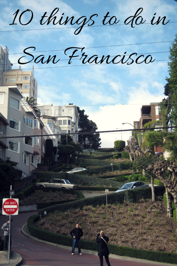 San Francisco is a fascinating city with lots to see and do. After the basics like Alcatraz or the Golden Gate Bridge, visit some or all these 10 places.