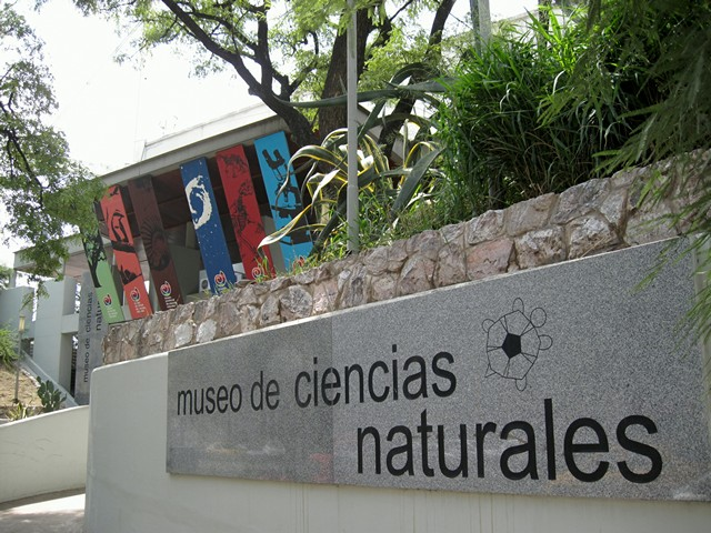 Natural History Museum of Córdoba (Argentina.)