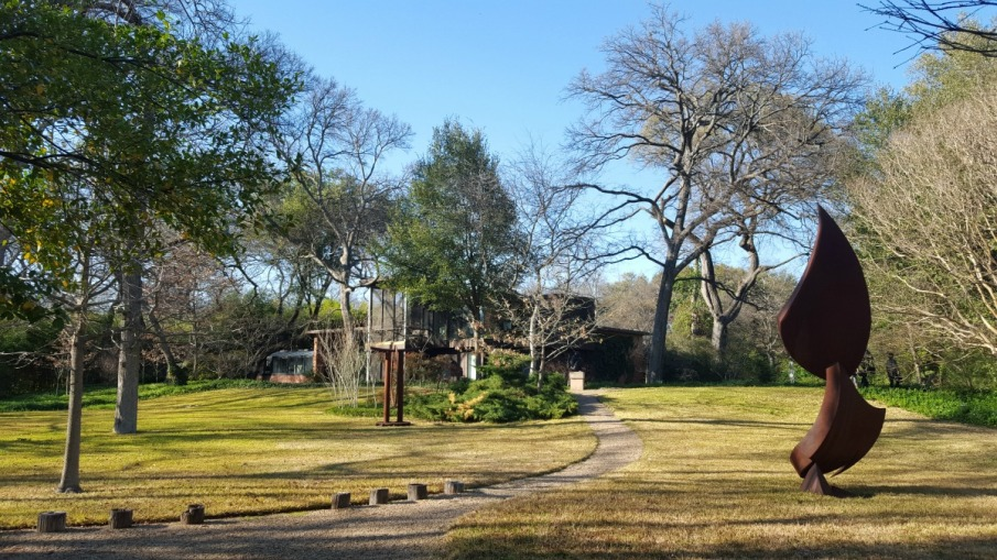 Valley House Gallery and Sculpture Gardens, Dallas, Texas