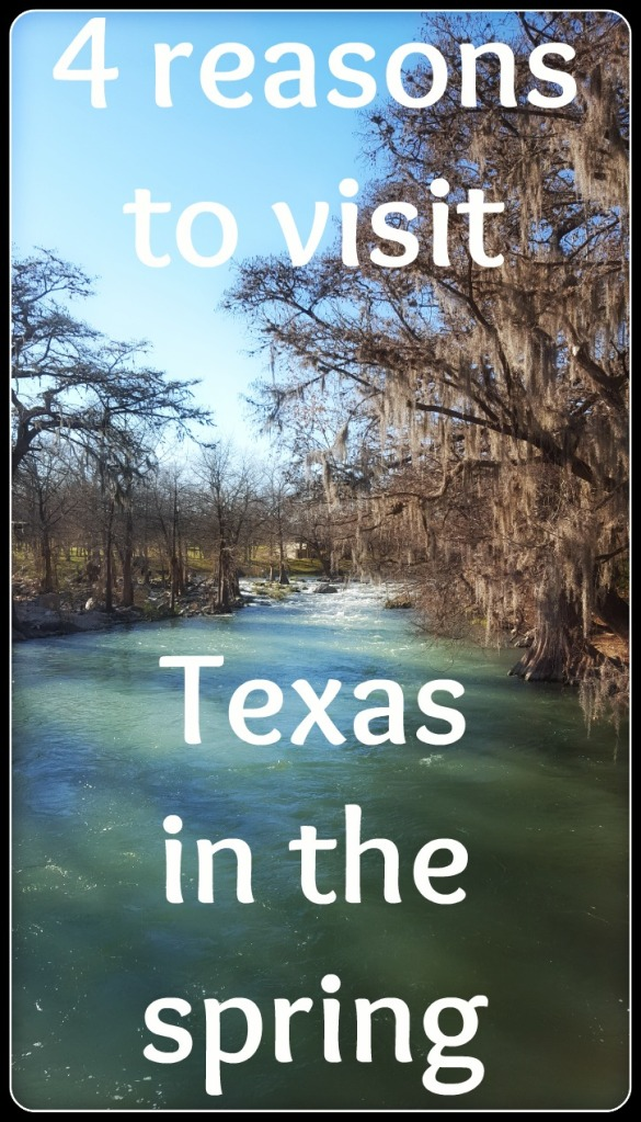Spring (March to May) is the best season to visit Texas. Find out why!