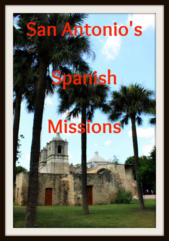 The San Antonio Mission Trail joins four missions built in Texas by the Spanish in the early 18th century. #travel #texas #sanantonio #missions #sanantoniomissions