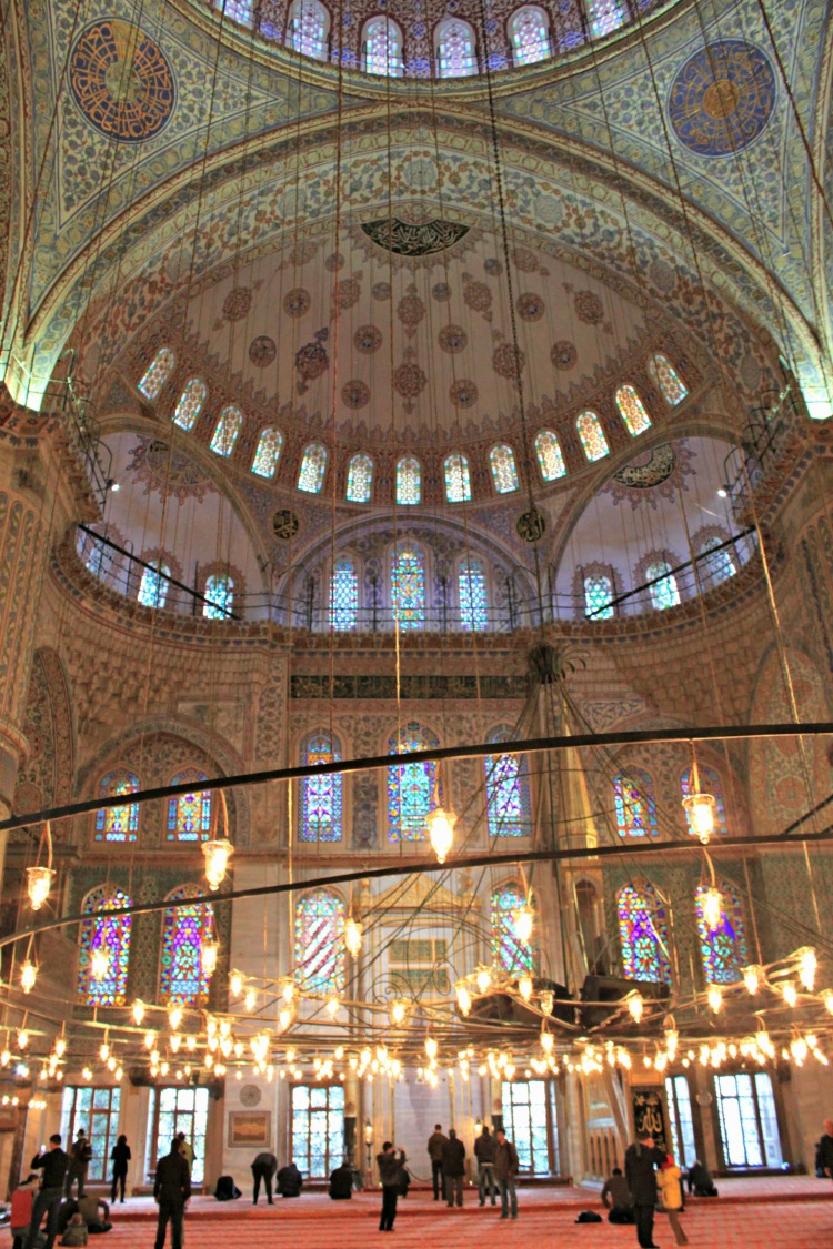 Blue Mosque, Istanbul 4