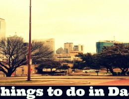 10 things to do in Dallas
