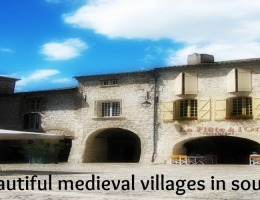French medieval bastides