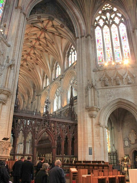 Visit Ely, a medieval town in Cambridgeshire, England, and see the cathedral and Oliver Cromwell's Museum #Ely #England #travel