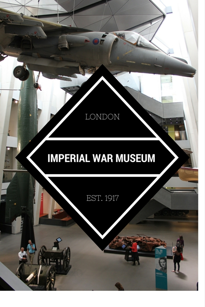 The Imperial War Museum of London, located on Lambeth Road -south of the Thames- has exhibitions on armed conflicts Britain has taken part of since 1914.