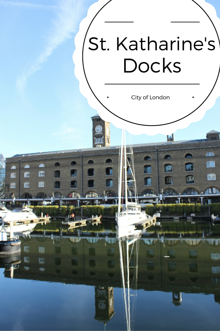 St. Katharine's Docks, London