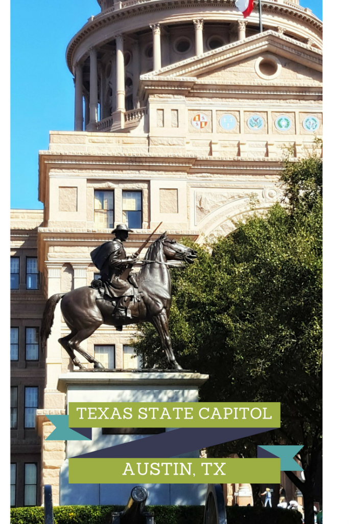 A visit to the Texas State Capitol offers a fascinating window into how the Legislative Branch works and into Texas history #Texas #Austin #Capitol #USA