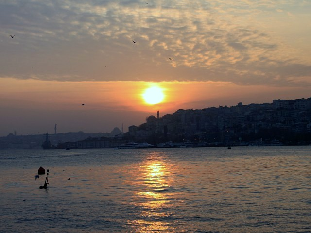 Beautiful Istanbul is waiting