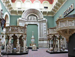 V&A Museum, London