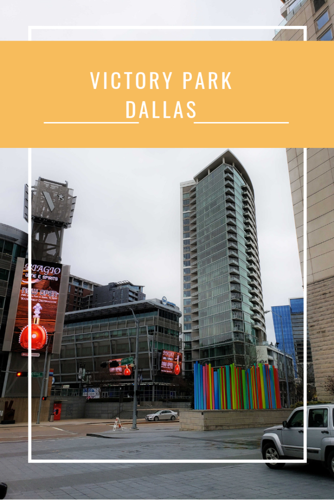 How to visit Victory Park, Dallas' newest neighbourhood. What to do, what to see, where to eat. #Dallas #travel #traveltips #Texas