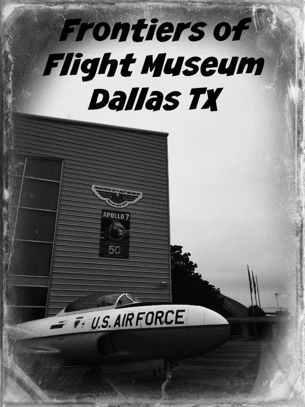 The Frontiers of Flight is an aviation museum located in Dallas, USA Its collection includes both military and commercial aviation #aviation #dallas #travel