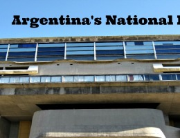 National Library of Argentina is located in Buenos Aires