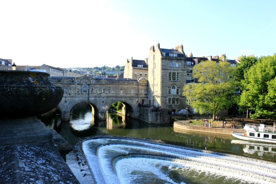 Day trip to Bath, England