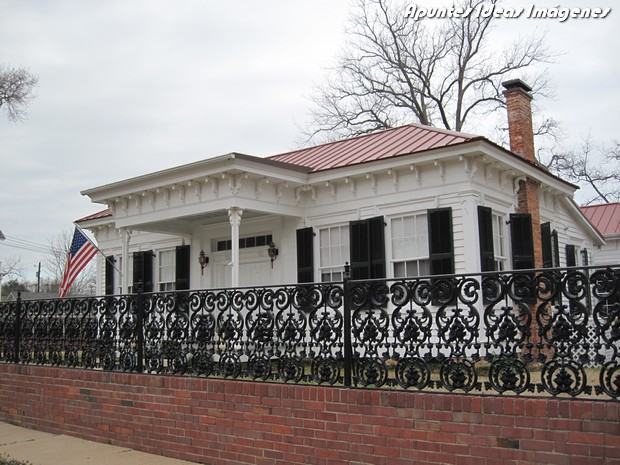 Jefferson is a little gem of a town town with a historic Victorian core. Perfect for a weekend getaway from Dallas. #Texas #JeffersonTX #travel #getaway