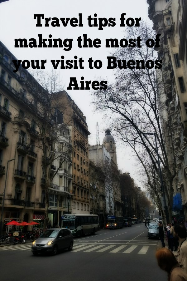 These Buenos Aires travel tips will help you make the most of your trip to the beautiful capital of Argentina. #travel #Argentina #buenosaires #traveltips