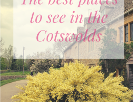 These are some of the best places to visit in the Cotswolds #England #UnitedKingdom #Cotswolds #travel #traveltips #roadtrip