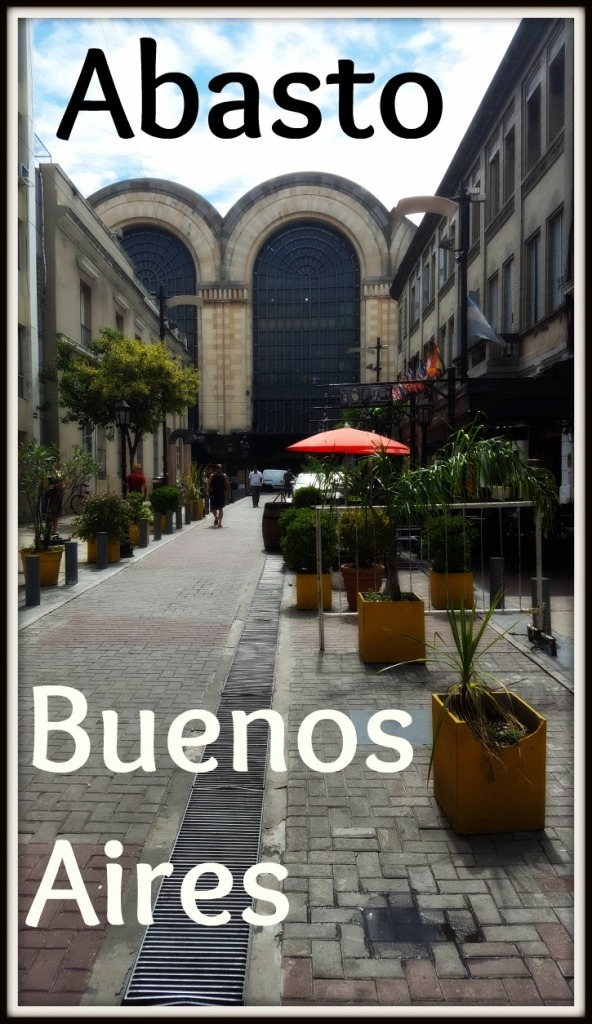 Abasto is an area of Buenos Aires with a connection to tango and porteño culture. The main attractions are the Abasto Mall and Carlos Gardel's museum