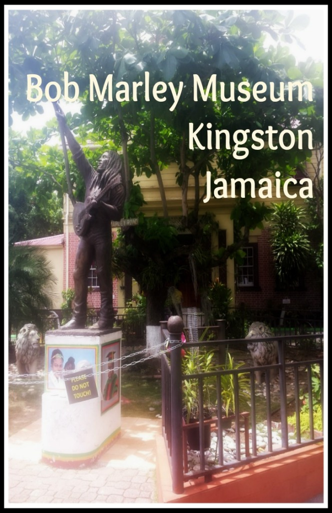 The Bob Marley Museum in Kingston, Jamaica, is located in his family home and houses interesting memorabilia of the singer and his time.