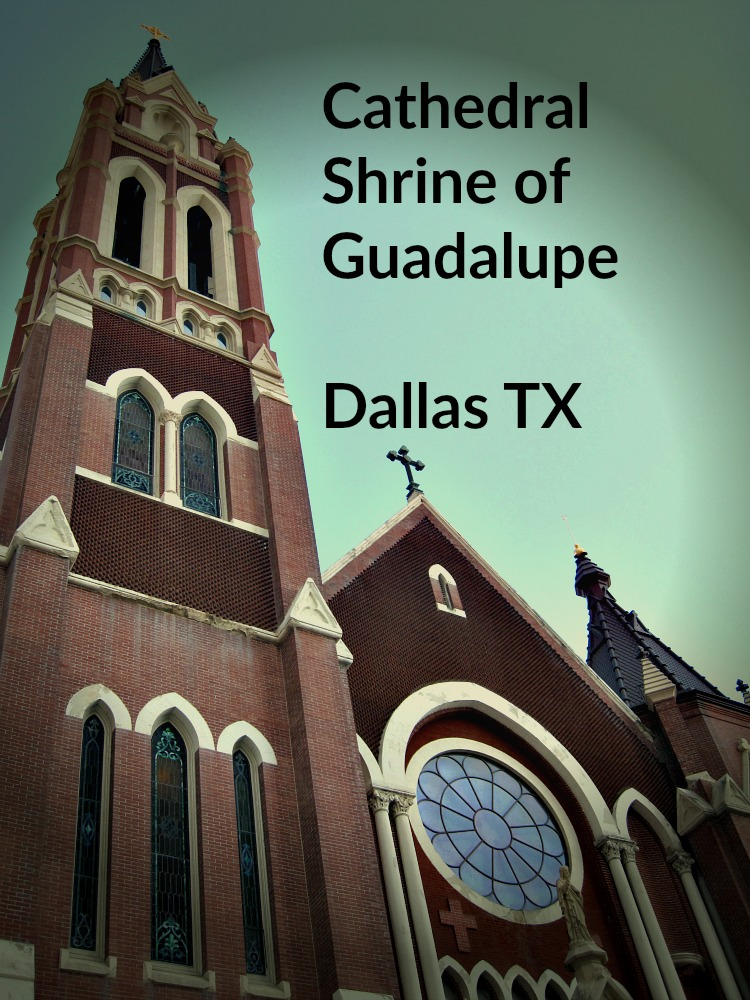 Guadalupe is Dallas' Catholic cathedral and it serves the largest Latino cathedral congregation in the U.S. The present building dates from 1902.