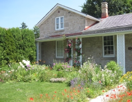 Lt Col John McRae's birthplace - Guelph