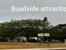 roadside attractions - Texas