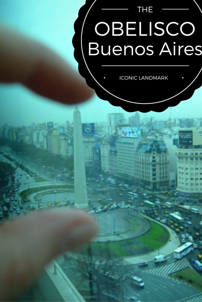 This year marks the 80th anniversary of an iconic Buenos Aires landmark: the Obelisco. It's located on the corner of 9 de Julio and Corrientes avenues.
