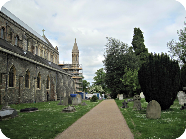St. Alban's cathedral